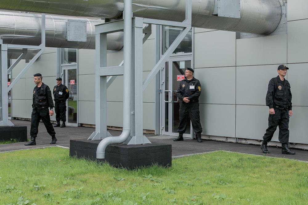 охрана склада в екатеринбурге